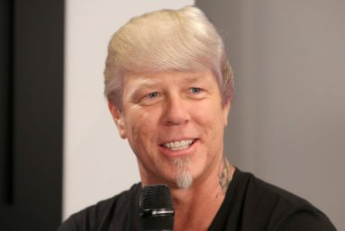 Trump Hetfield